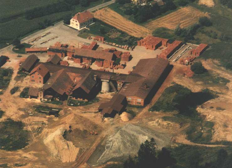Ziegelwerk Geschichte Ökopark 1992