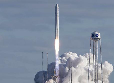 Rakete (c) NASA