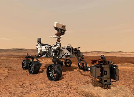Mars (c) NASA