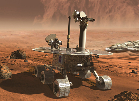 Marsrover (c) NASA