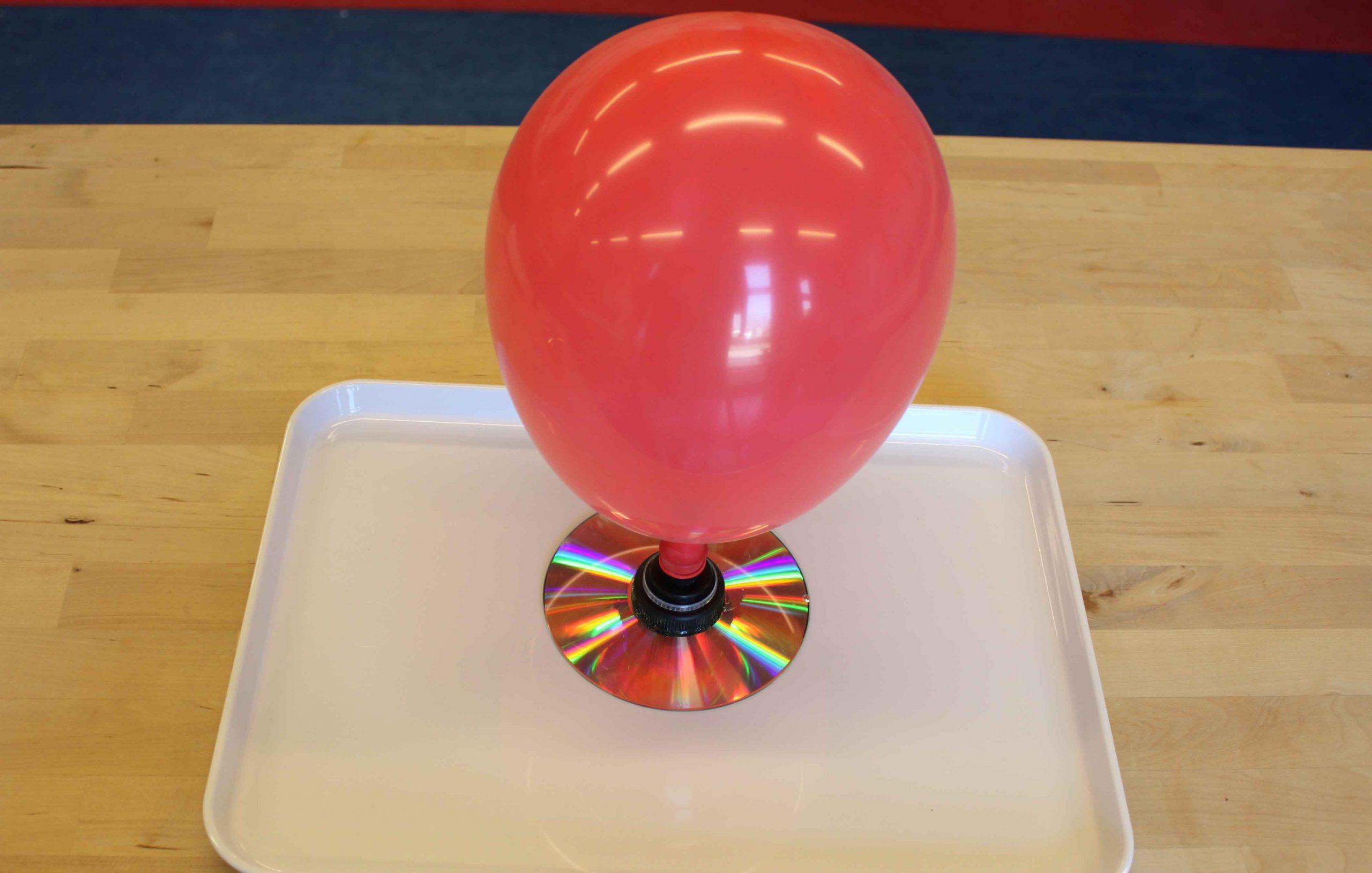 Experiment-Air-Racer-Schritt-4