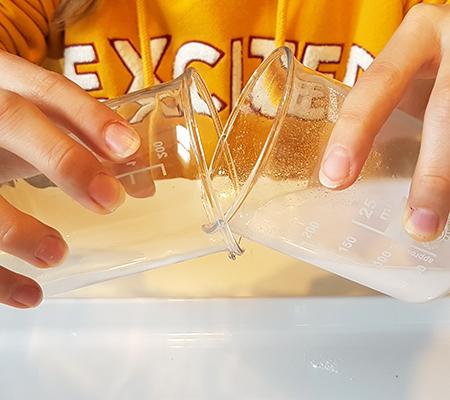 CO2-Experiment Ökopark Hartberg