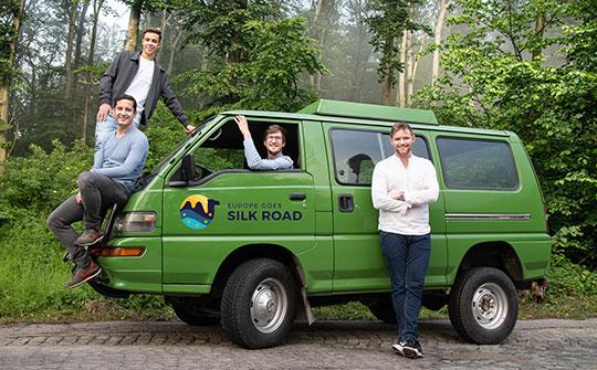 Multimedia Europe goes Silk Road